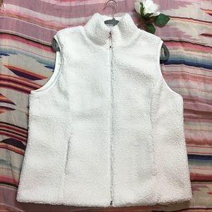 NWT CALIA Fleece Vest Warm Soft Cozy Women's XL
